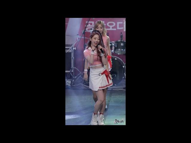 170617 우주소녀(WJSN) 유연정-HAPPY [세종사이버대학교 공감 오딧세이] 직캠 by 포에버
