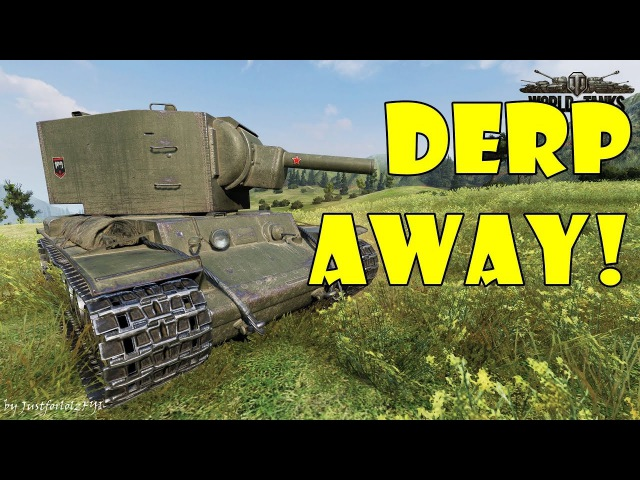 World of Tanks - Funny Moments | DERP NATION!