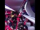 Российские хоккеисты победившие на Олимпиаде 2018 в Пхенчхан спели гимн своей страны