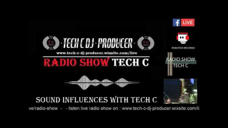 Sound influences with tech c episode 2