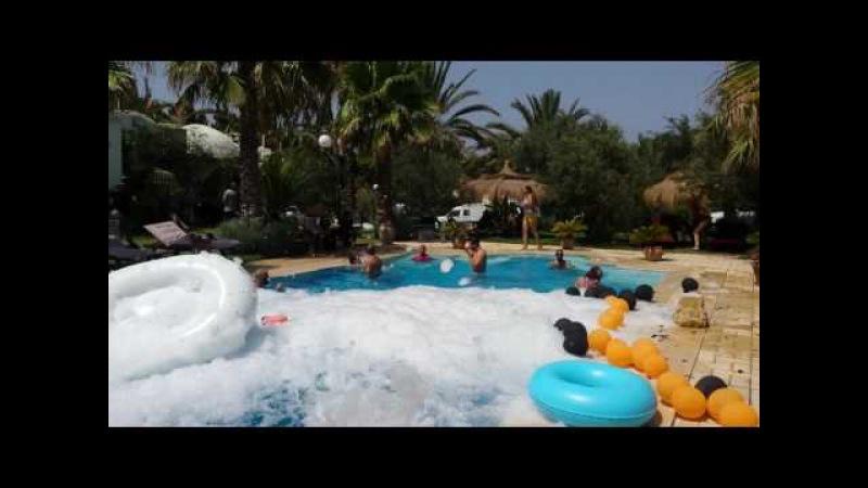 Dar El Lamma Maison d'hôtes Tunisie Dar el Lamma Ras Jebel, smartcom pool mousse party