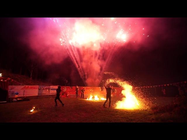RockStyle Premium 2017 Шоу-группа Хамелеон Фаер-шоу в Иваново!