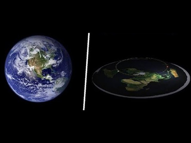 Flat Earth: Evidence of the wall of ice which surrounds the Earth (Serie I)
