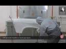 04_урок KROY 5021 Грунт EXTRAFILLER 4:1. Антикоррозионный ремонт. Восстановление крыла Газ-21 Волга