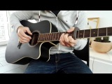 Faded ( Alan Walker ) - Fingerstyle Acoustic Guitar Cover