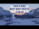 'and a lady' WoF MAP parts 1/18/19