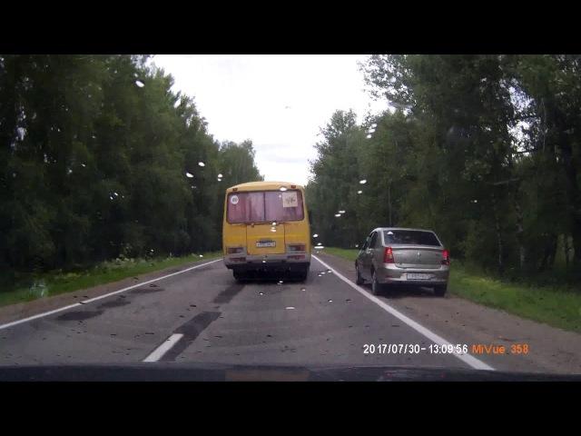 Р-74. Юрьев-Польский - Переславль-Залесский. 30.07.17г 4х