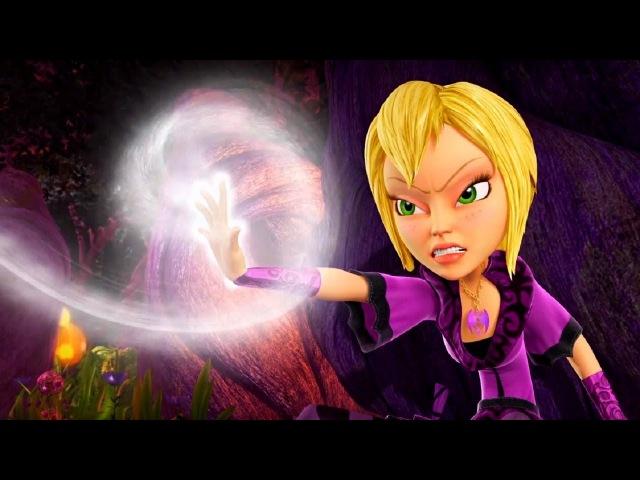 Сабрина маленькая ведьма –все серии подряд -сборник 10-15 - мультфильм для девочек