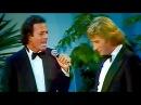 Julio Iglesias Johnny Hallyday Me olvide de vivir Remastered