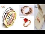 Лучшее женское кольцо из розового золота в AliexpressЖенское кольцо из розового зол ...