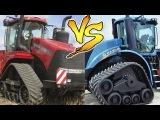 Versus Tractors Case Ih Quadtrac 620 Vs New Holland T9 Smarttrax