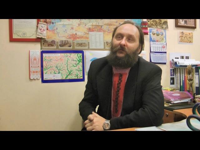 Иван Теленков, руководитель фольклорного ансамбля Лагвица (Вологда) - интервью