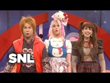 J-Pop Talk Show Japanese Culture Enthusiasts - Saturday Night Live
