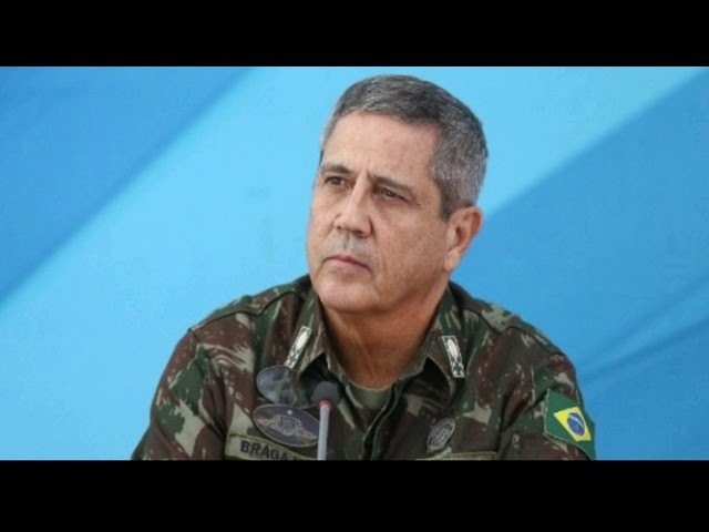 Interventor no Rio pede que a população aceite as atrocidades que o Exército vai cometer