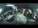 Страйкбол на CQB площадке, с полным обзором 360°
