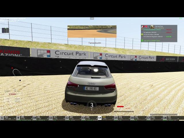 [Qualifying] AC Racing Club. Audi S1. Zandvoort