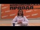 Финалистка Нацотбора на Евровидение 2018 певица TAYANNA