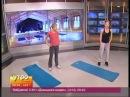 Тренировка для людей в возрасте. Утро с Губернией 04/08/2014 GuberniaTV