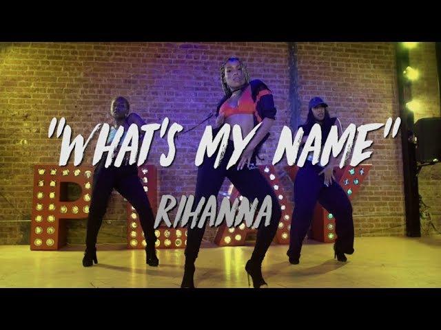 Rihanna - What's My Name | Nicole Kirkland Choreography