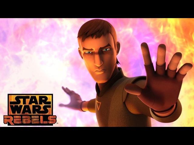Jedi Night: The Death of Caleb Dume   Star Wars Rebels   Disney XD