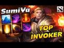 SumiYa TOP Invoker Player Dota 2