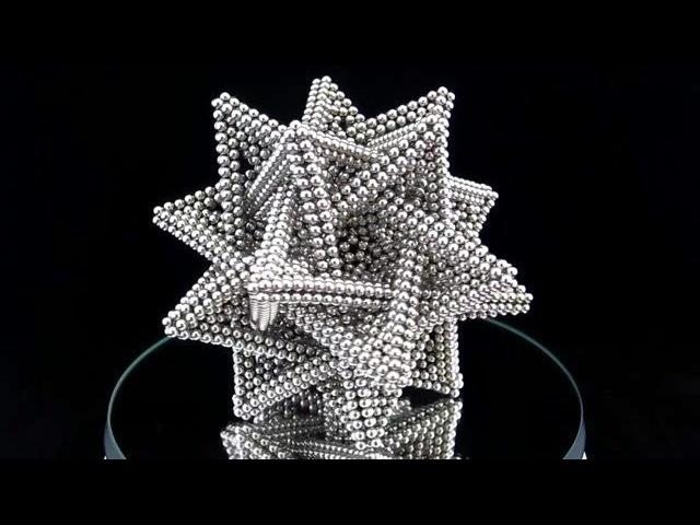 Compound of Five Tetrahedra (Zen Magnets)