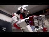 FX-2 The Giant Human Riding Robot #coub, #коуб