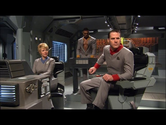 Stargate SG1 - Star Trek Parody
