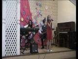 Вика Терентьева  10 лет песня