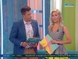 17 июля прошел прямой эфир ко дню этнографа на телеканале Санкт-Петербург.
