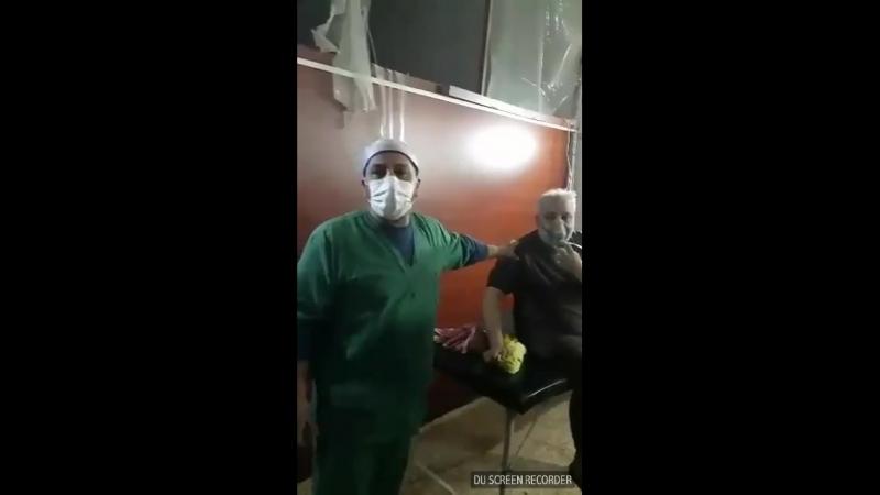 В гримерке Белых касок жара Асад снова бьет химическим оружием по Гуте