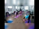 Yoga. Standing poses