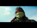 мой любимый момент из фильма черепашки ниндзя 2014