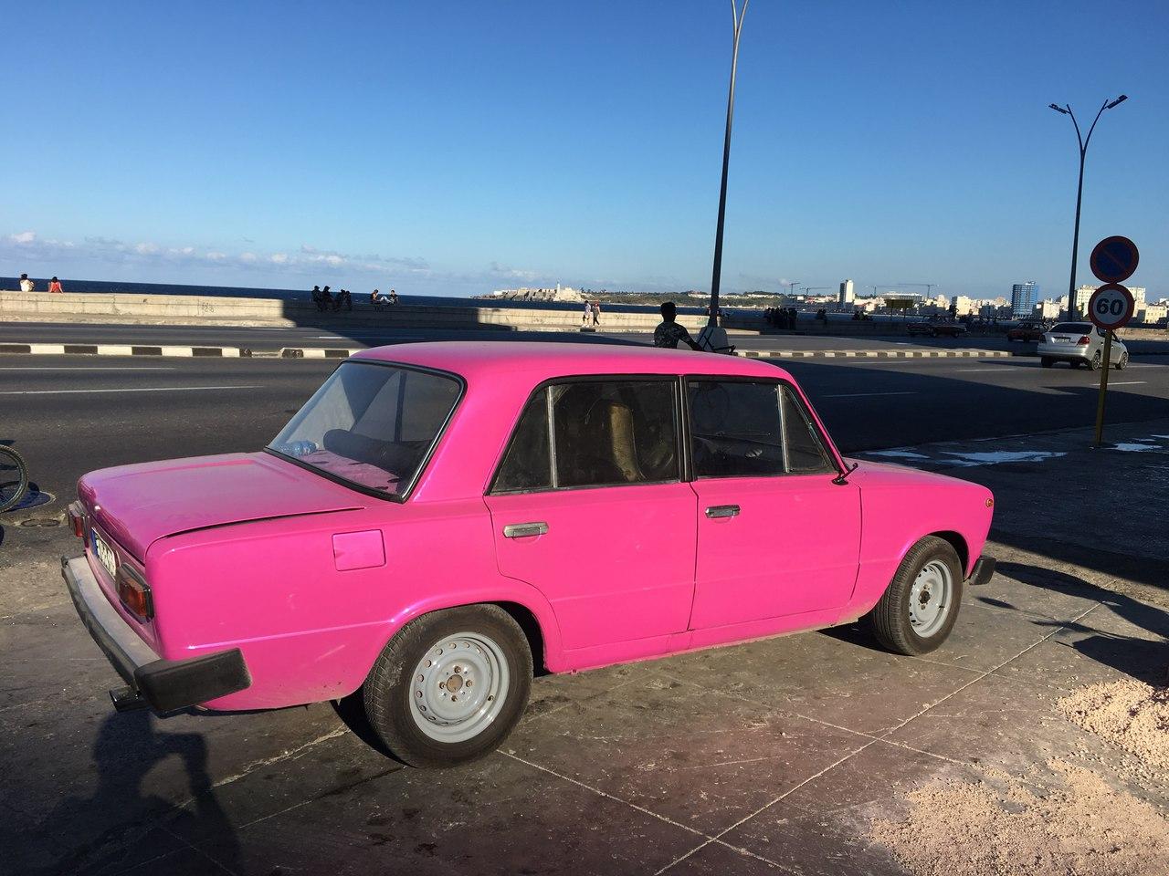 Куба в декабре - назад в СССР?!