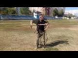 жонглирование палкой. степени свободы. СК в гор Астрахань