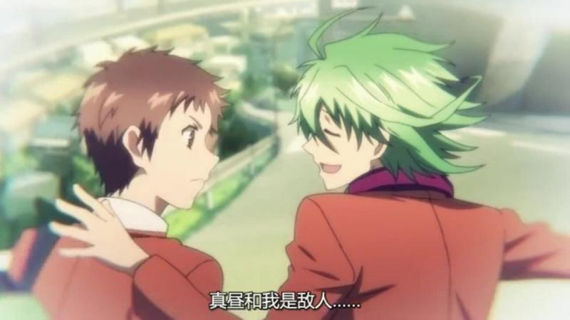 Sakuya Watanuki / Mahiru Shirota – Сервамп / Servamp – AMV