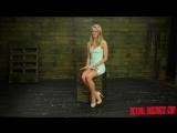 Alli Rae и секс машина (трах-машина, порно, жесткий секс, изнасилована, оттрахана, порно жесть, бдсм, kink,  fuckingmachines)
