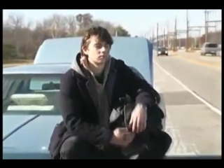 Поиск внутренней свободы Сергей Бодров на съемках Брата