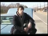 ✩ Поиск внутренней свободы Сергей Бодров на съемках Брата