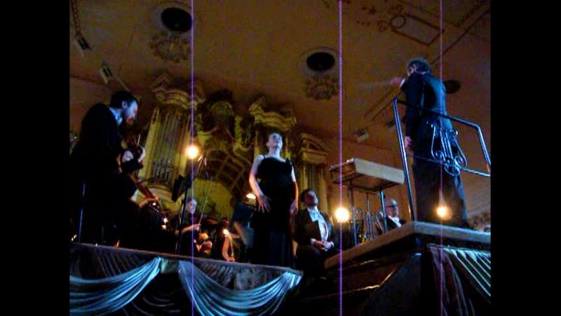 Кусочок з концерту Карміна Бурана