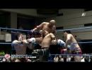 Jun Akiyama, KAI, Yohei Nakajima, Takoyakida vs. Naoya Nomura, Ryoji Sai, Shoichi Uchida, Mineo Fujita AJPW - Excite Series