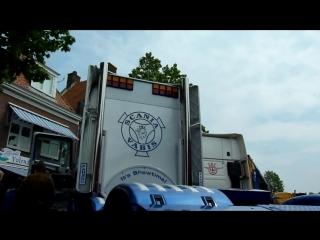 Tolner Transport - Scania R500 V8 Intercooler