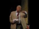 50 лет Михаил Державин отслужил в Театре Сатиры (1967 - 2018)