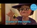 It runs in the family – это семейное / наследственное ✔