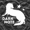 Скетчбуки, открытки Dark Note, спиртовые маркеры