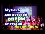 Оркестровые минусовки к опере Снегурочка от Nextminus.ru