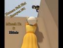 Human Fall Flat. Выпуск №1. Похождения Пирата Пингвина и Принцессы космонавта.