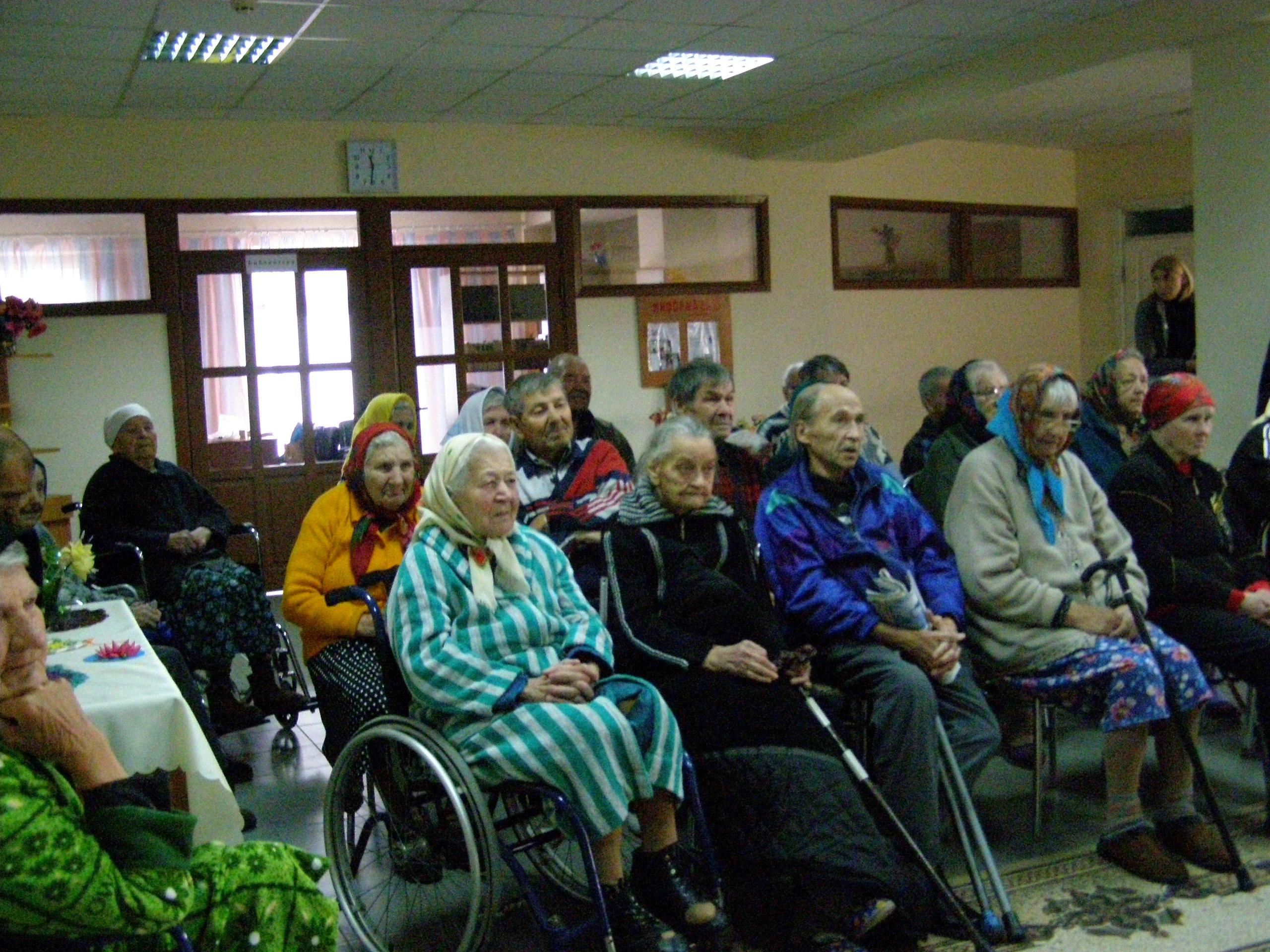 Интернат для инвалидов и пожилых вызов врача психиатра на дом к пожилому спб