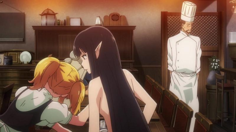 Isekai Shokudou / Restaurant to Another World / Ресторанчик из иного мира - 7 серия | Cleo-chan Lupin [AniLibria.Tv]