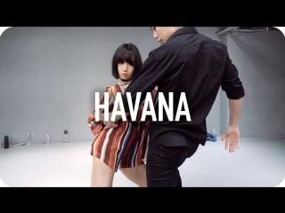 1million dance studio havana - camila cabello (ft. young thug) / may j lee choreography
